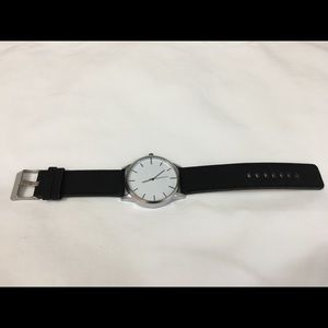 Other - White and black mens watch